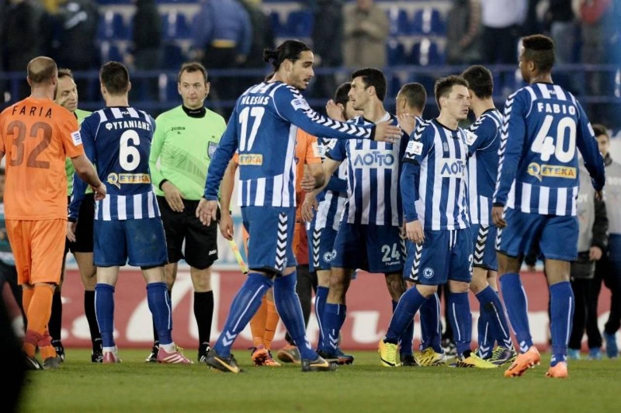 Ατρόμητος-ΑΕΛ Καλλονής 2-0: Τα γκολ και οι καλύτερες φάσεις (video)