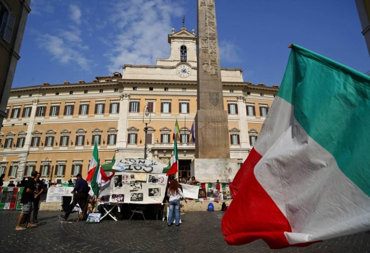 Προβάδισμα της κεντροαριστεράς στην Ιταλία