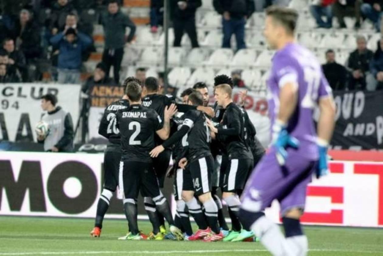 Ξέσπασε με τους νέους ο ΠΑΟΚ, 5-0 τον ΟΦΗ