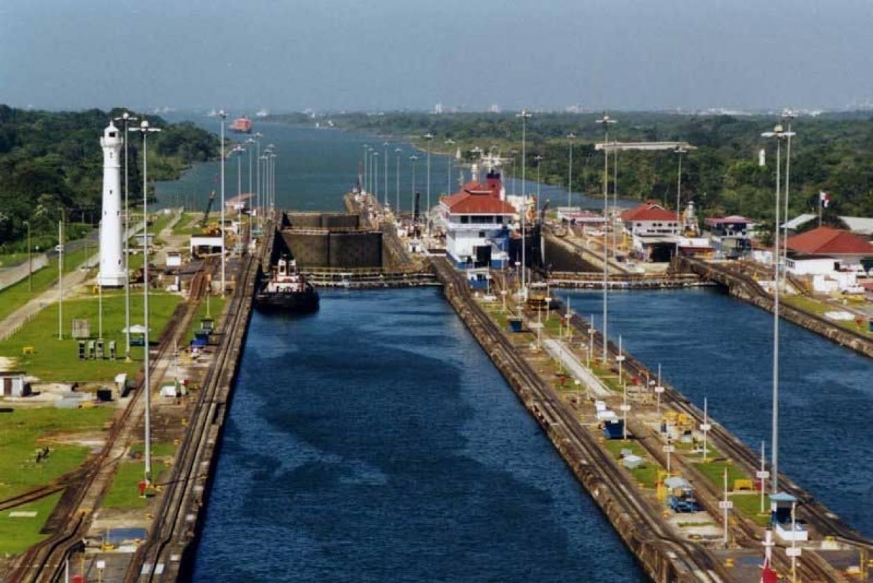 «Αλαλούμ» με την αναστολή των εργασιών στη Διώρυγα του Παναμά