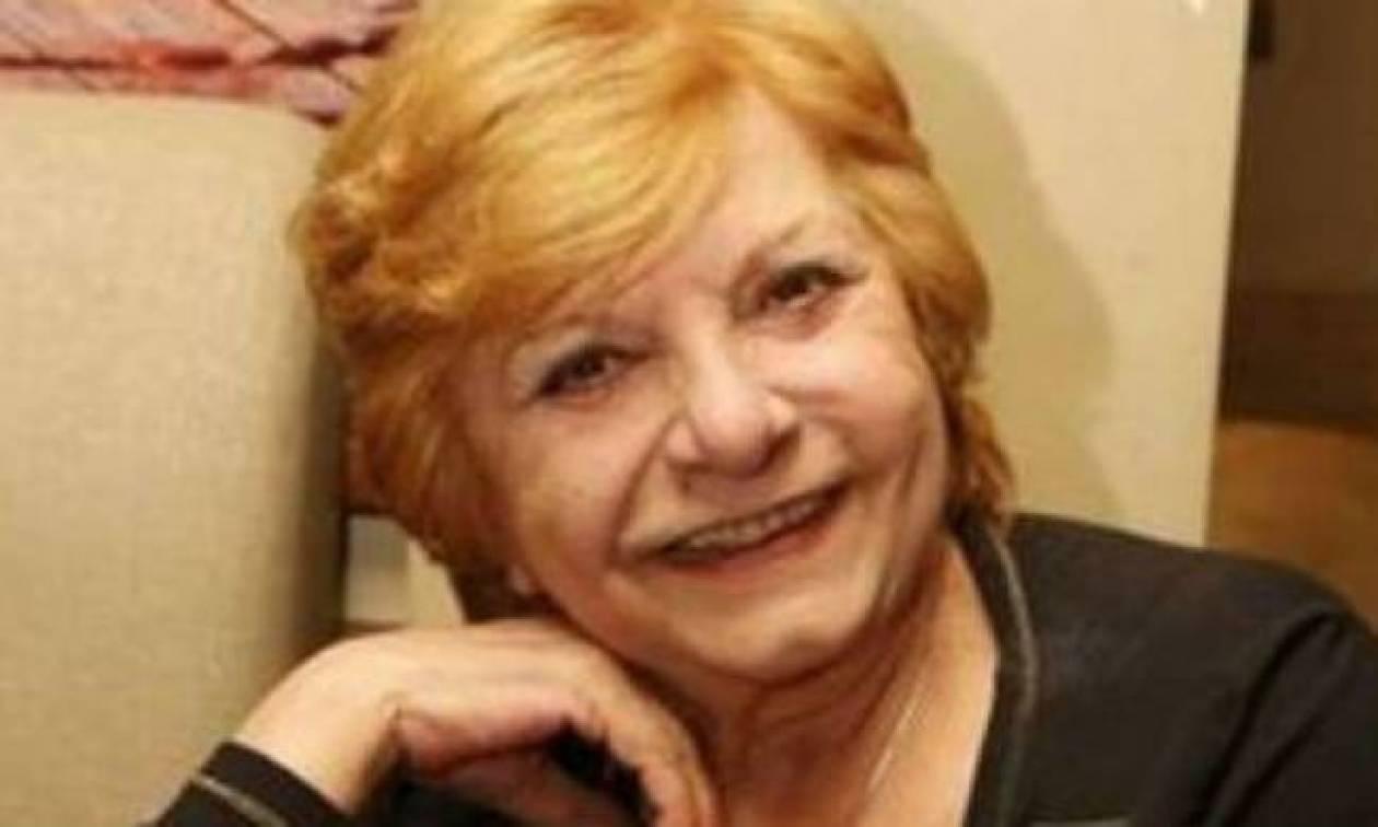 Η ΔΗΜΑΡ για το θάνατο της Τζένης Βάνου