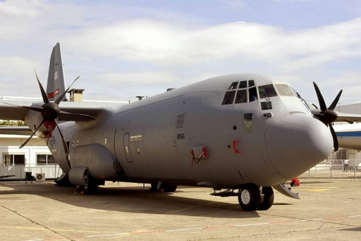 Η ΕΑΒ παρέδωσε στη Lockheed το 100ο τμήμα ατράκτου του C-130j