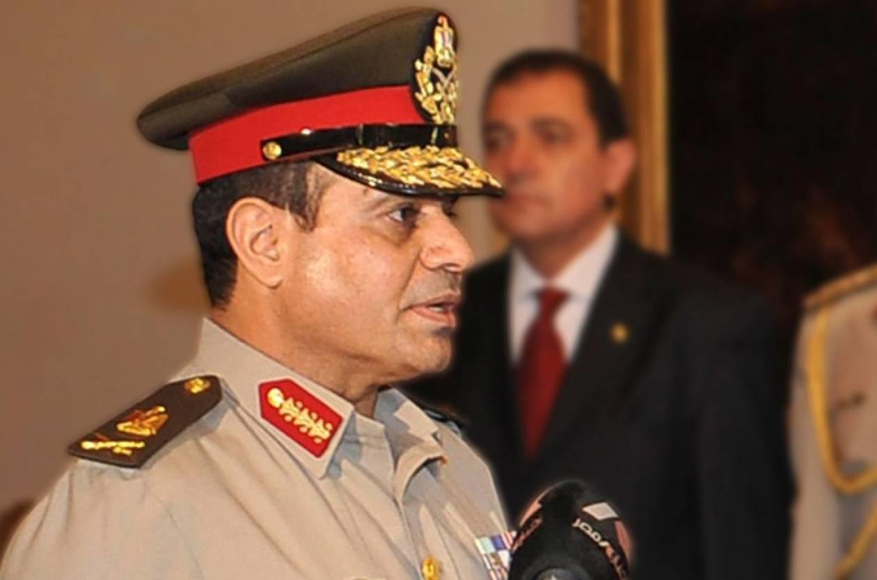 Ο αρχηγός αιγυπτιακού στρατού θα θέσει υποψηφιότητα για πρόεδρος