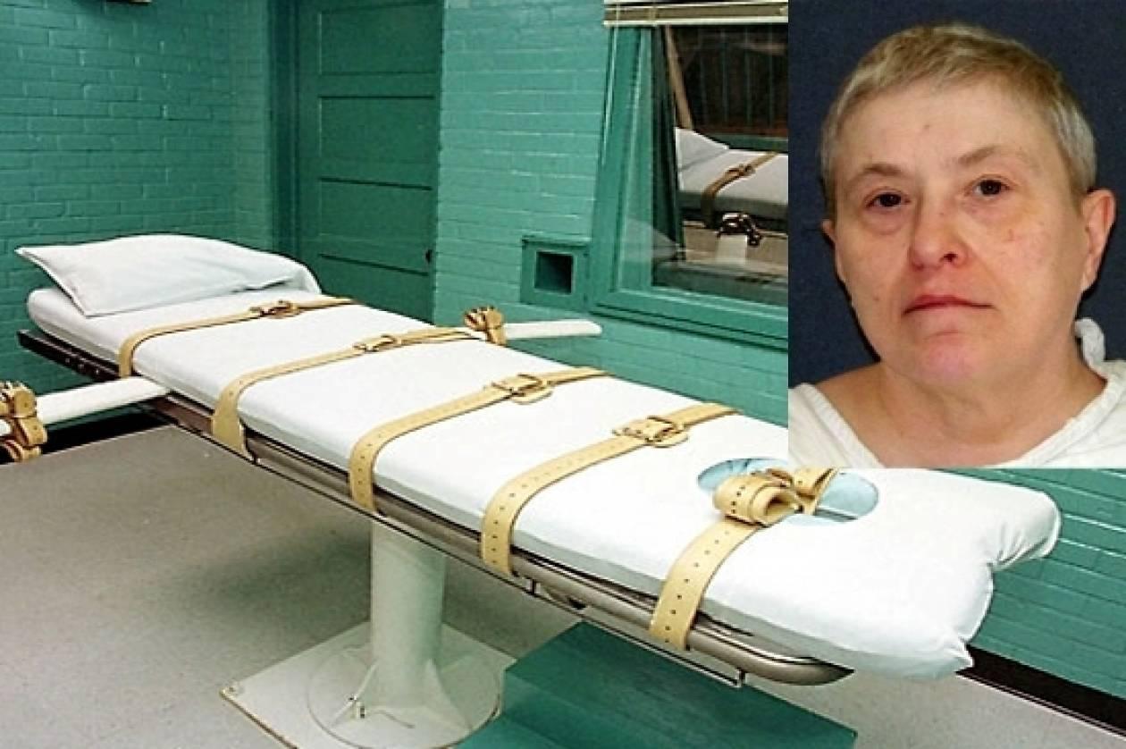 ΗΠΑ: Εκτελέστηκε γυναίκα θανατοποινίτης στο Τέξας