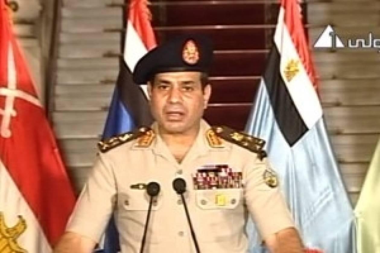 Αίγυπτος: Ο αρχηγός του στρατού αλ- Σίσι υποψήφιος για πρόεδρος