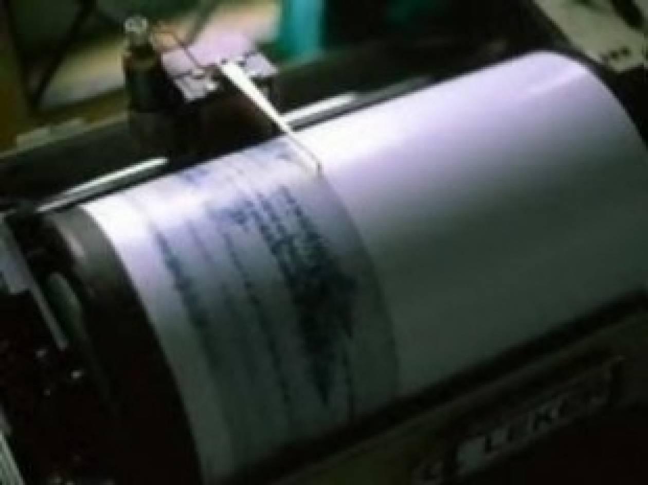Έκτακτο: Σεισμός 4.3 Ρίχτερ στην Αμφίκλεια- Αισθητός και στην Αττική