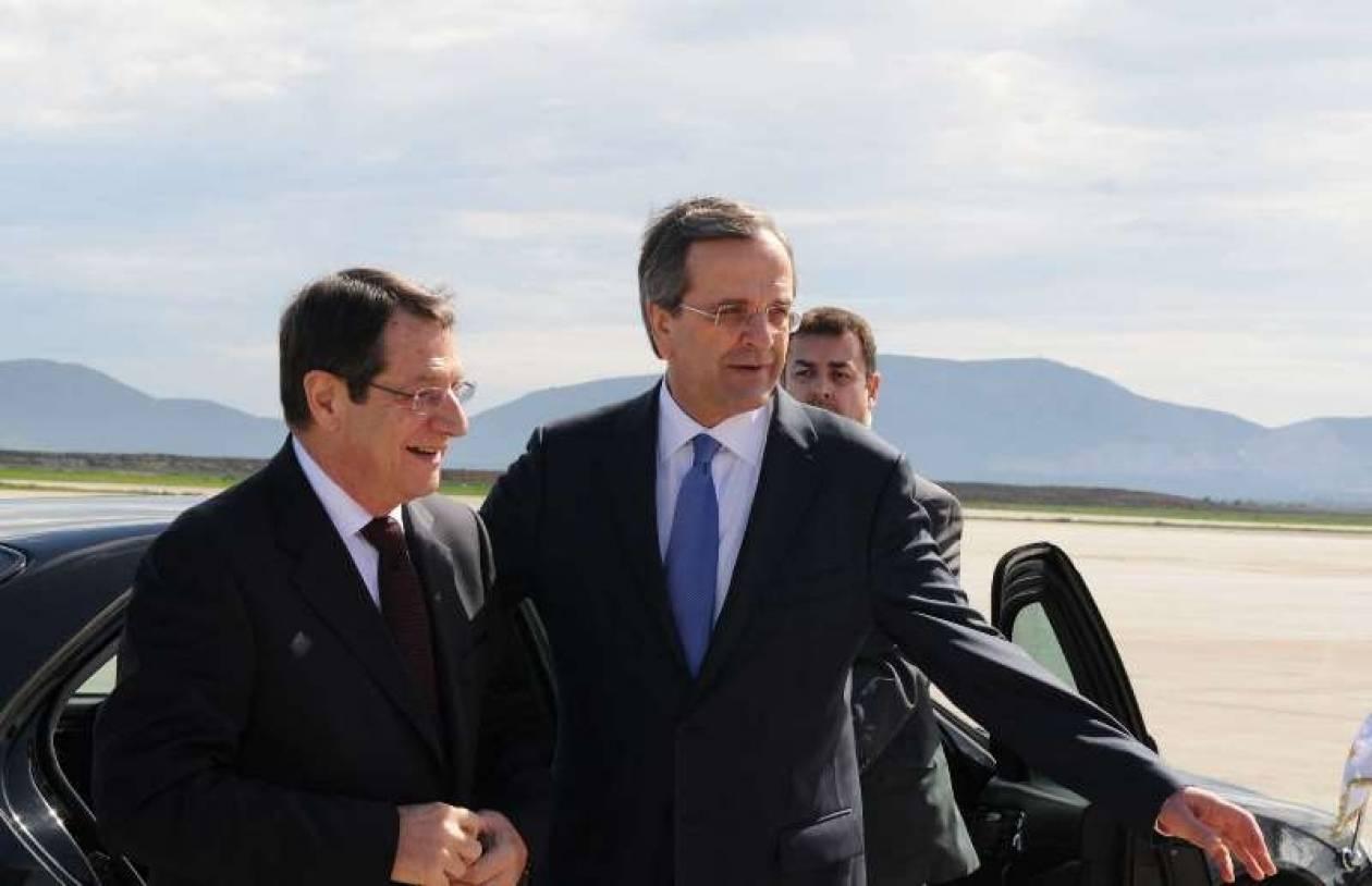 Εκτάκτως στην Αθήνα ο Αναστασιάδης λόγω εξελίξεων στο Κυπριακό