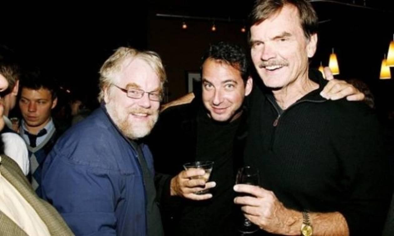 Philip Hoffman: Ο σεναριογράφος που βρήκε το πτώμα δηλώνει εραστής