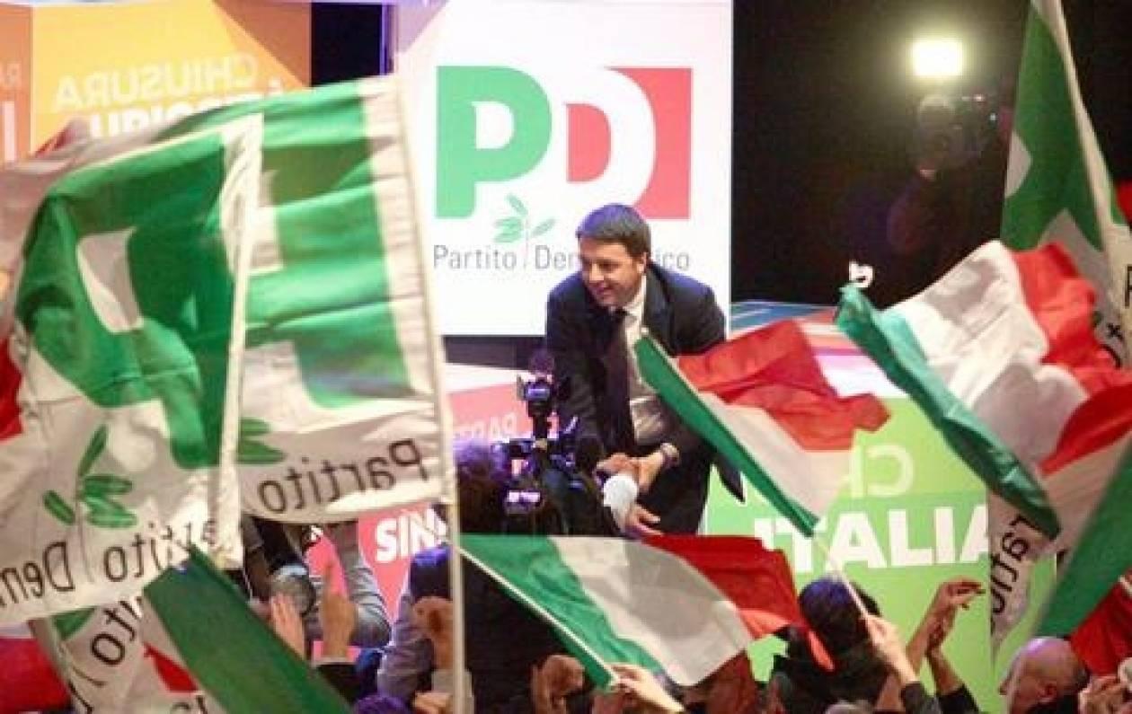 Ιταλία: Προβάδισμα στην κεντροαριστερά ενόψει ευρωεκλογών