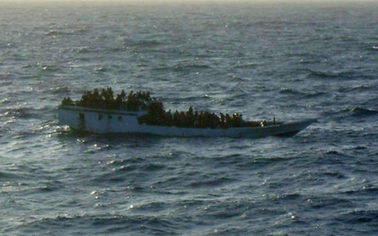Ιταλία: Διέσωσαν περισσότερους από 1.100 μετανάστες σε εννέα πλοιάρια