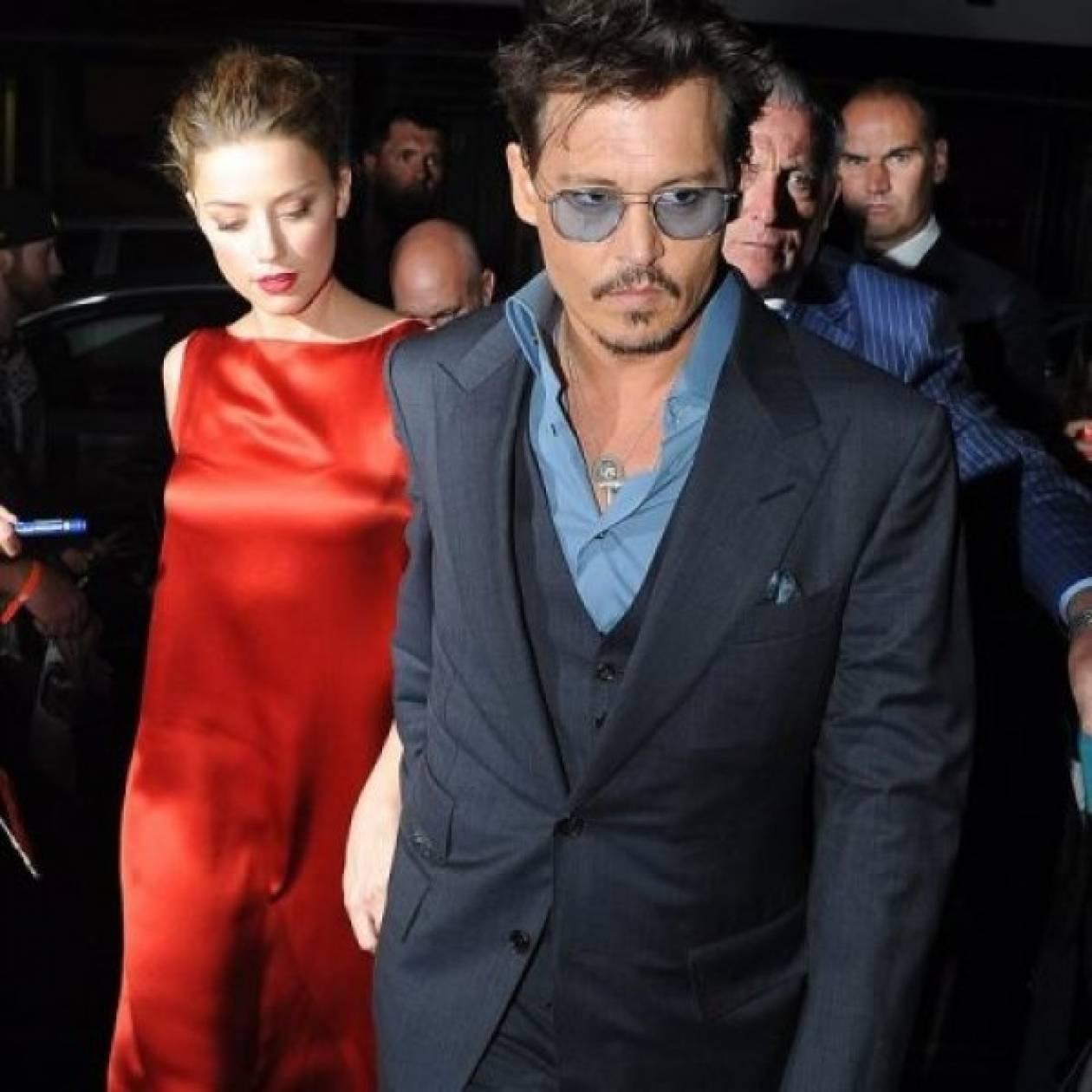 Johnny Depp-Amber Heard: Τα σχέδια για τον «ταπεινό» γάμο τους