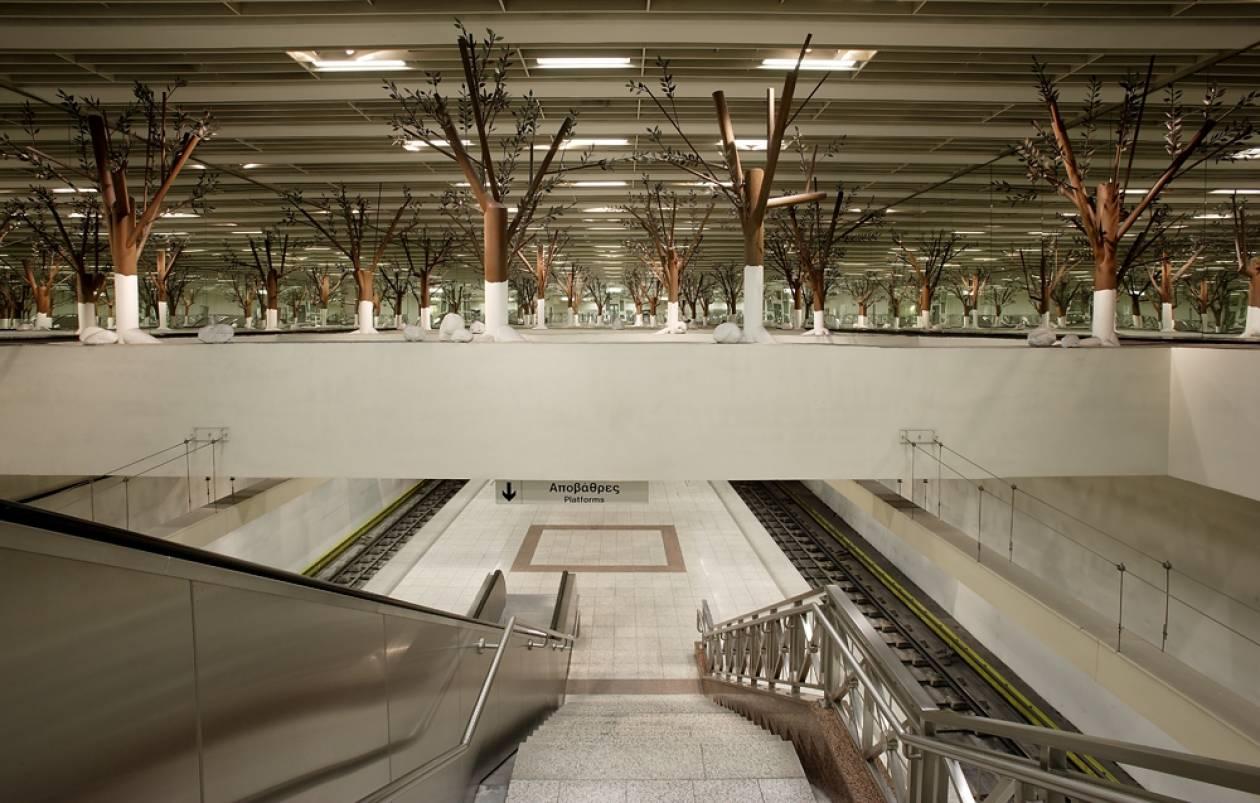 «Εθνική Άμυνα» θα σταματάει το μετρό το Σαββατοκύριακο