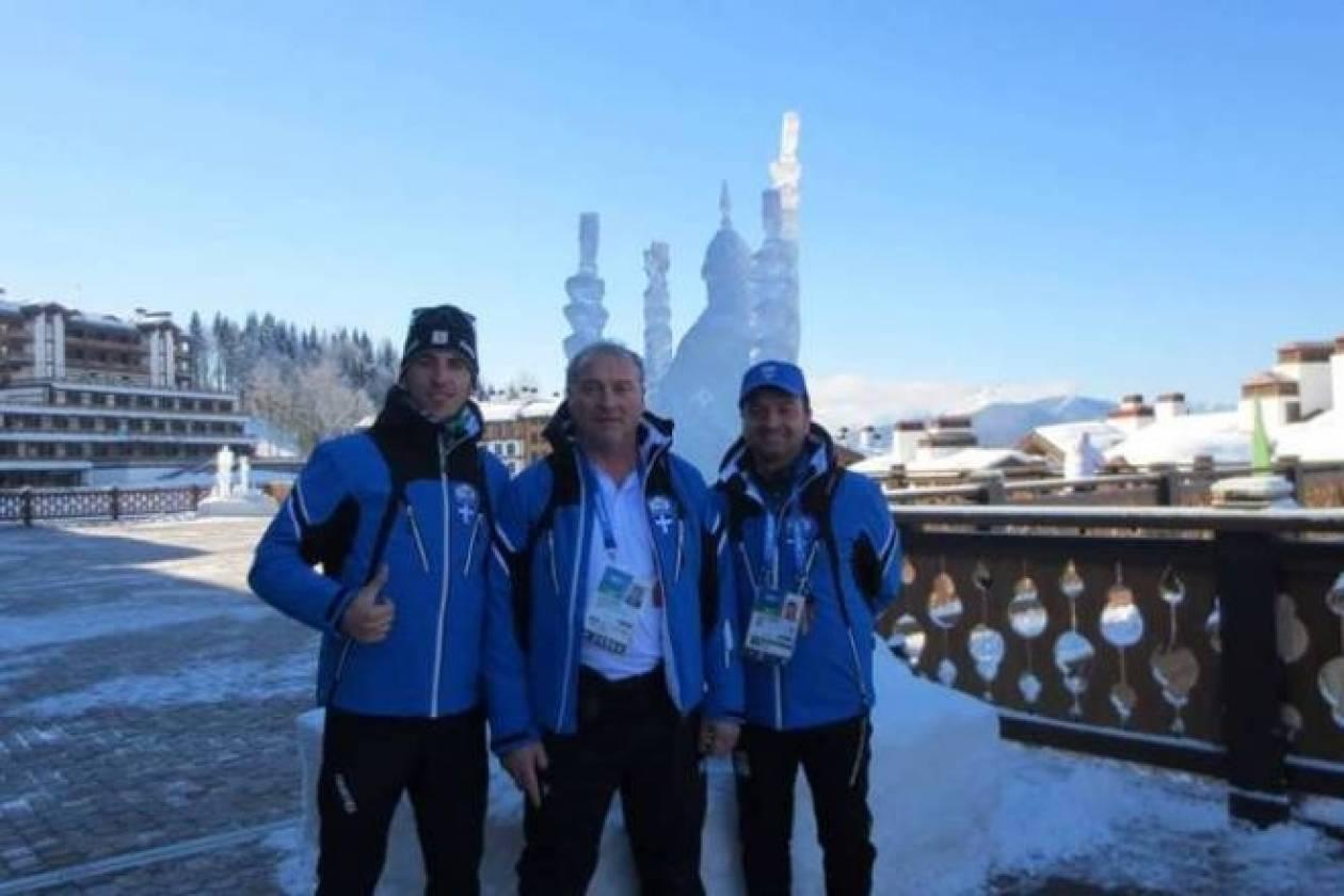 Χειμερινοί Ολυμπιακοί: Έπαρση της ελληνικής σημαίας στο Σότσι