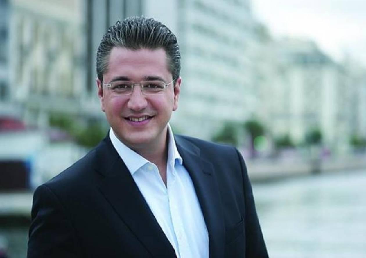Υποψηφιότητα για την περιφέρεια Κ. Μακεδονίας έθεσε ο Απ. Τζιτζικώστας
