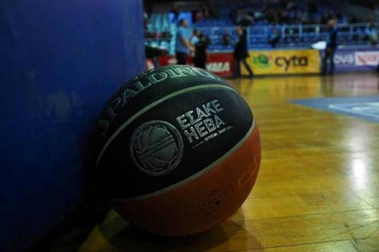 Basket League ΟΠΑΠ: LIVE η 17η αγωνιστική