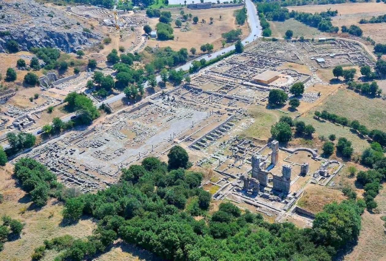 Ο αρχαιολογικός χώρος των Φιλίππων υποψήφιος για ένταξη στην UNESCO