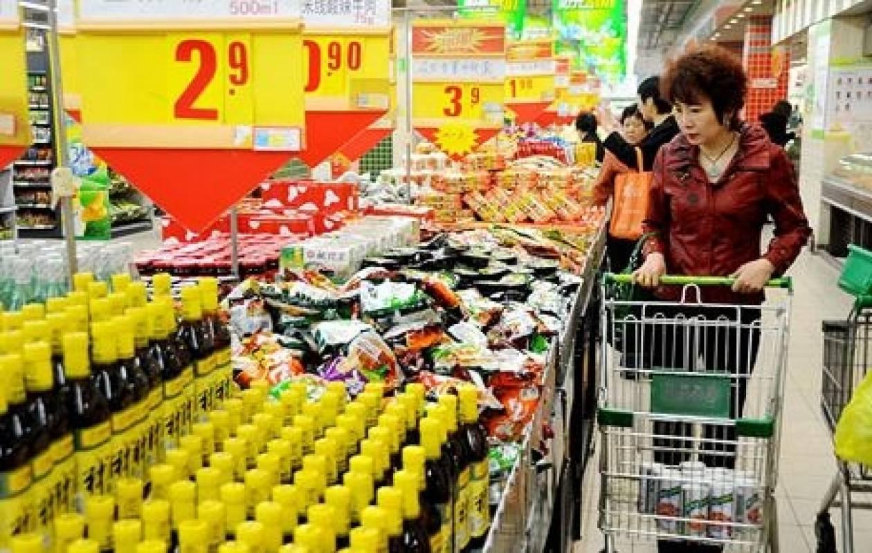 Θα πάθετε πλάκα αν δείτε τι πουλάνε στα κινέζικα σούπερ μάρκετ