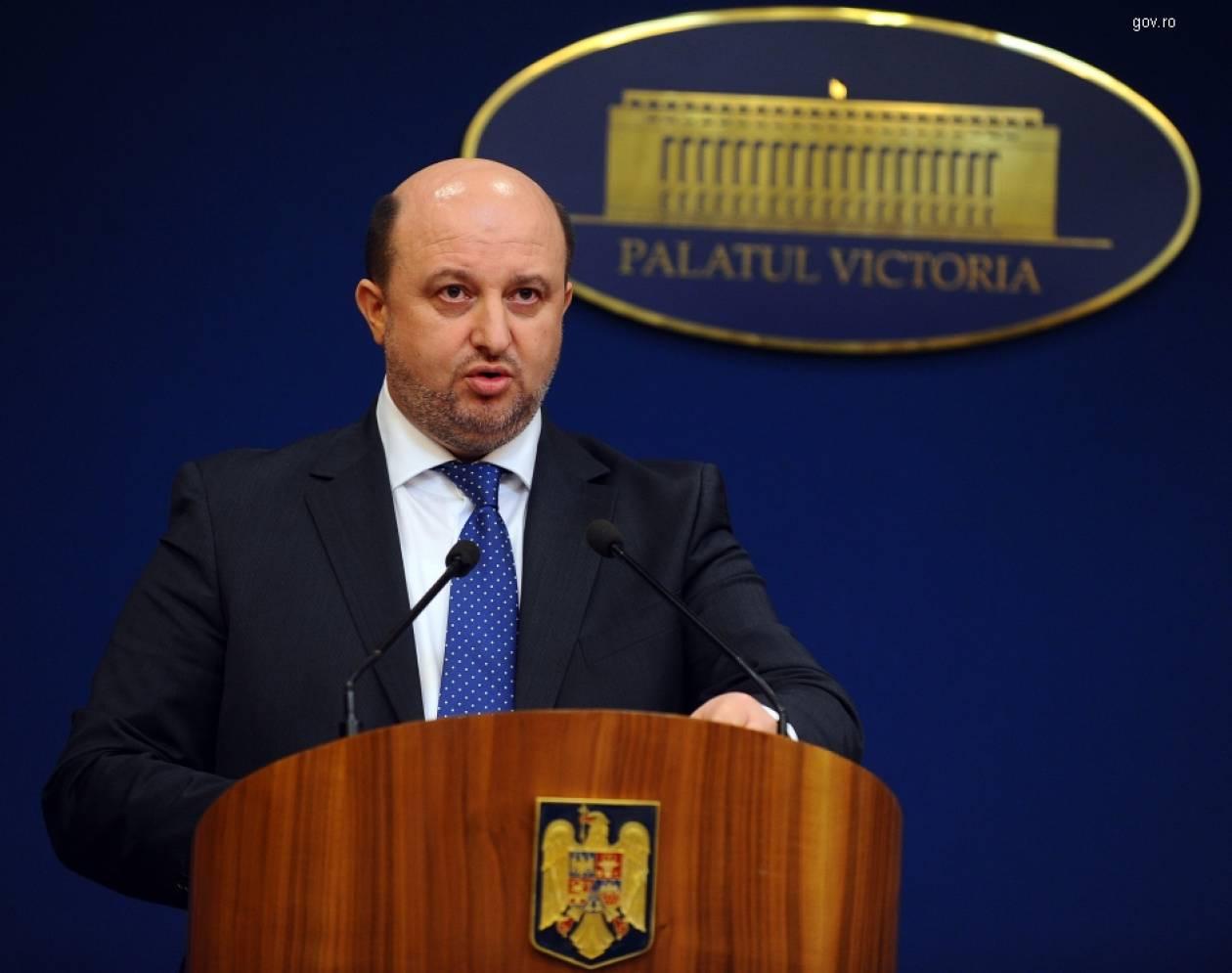 Παραιτήθηκε ο υπουργός Οικονομικών της Ρουμανίας