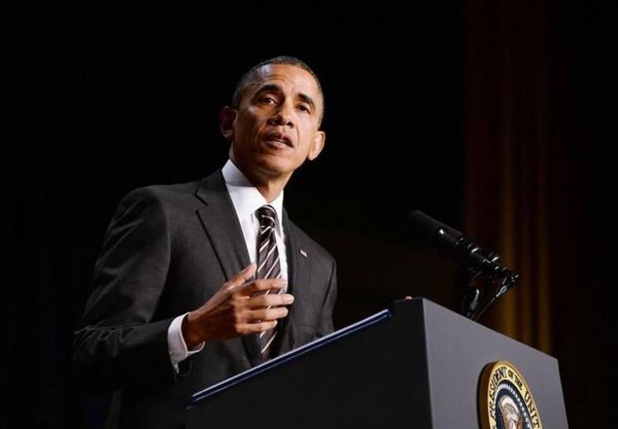 Ομπάμα: «Tεράστια πρόκληση» για τη Ρωσία η αποφυγή επίθεσης