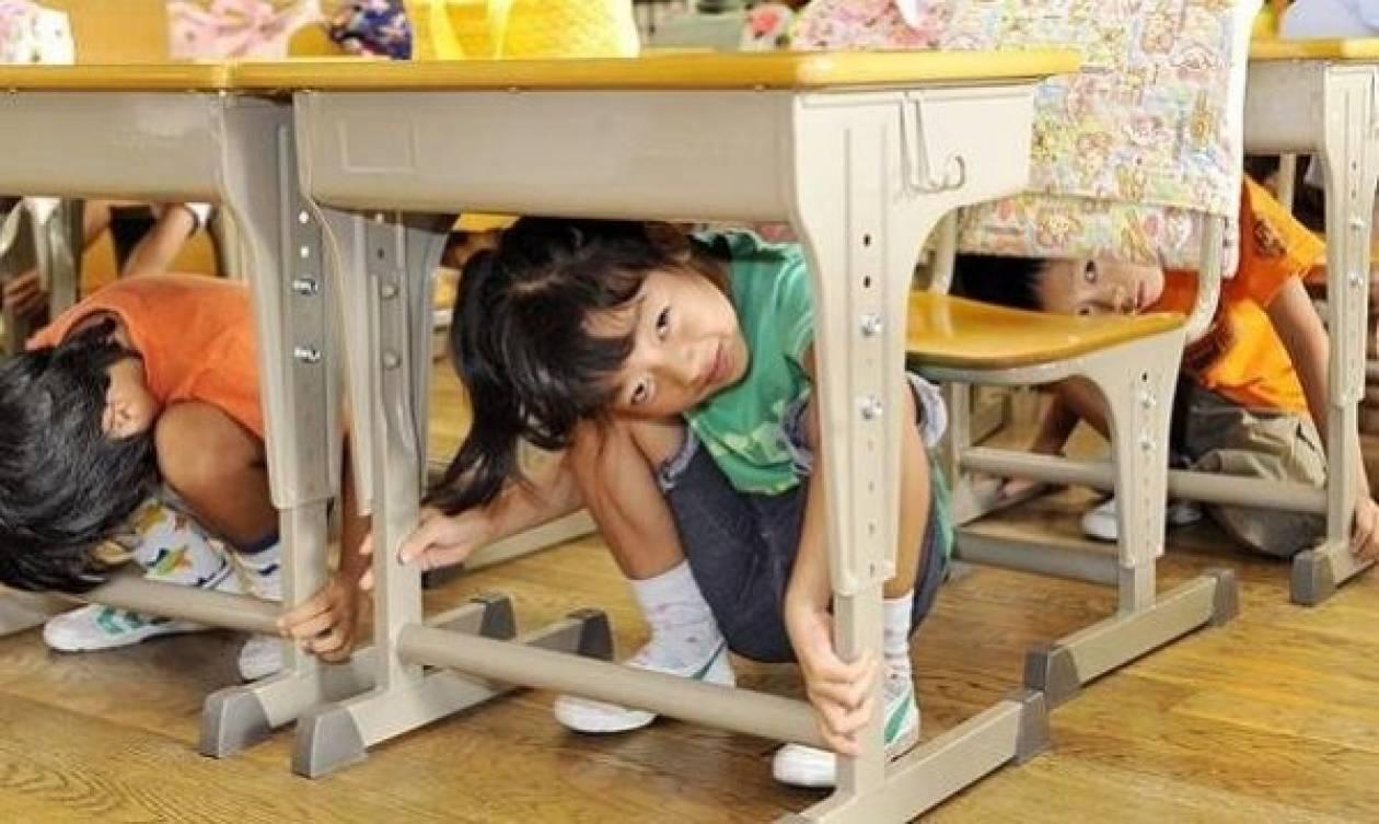 Πώς να προστατευτείτε εσείς και η οικογένειά σας σε περίπτωση σεισμού