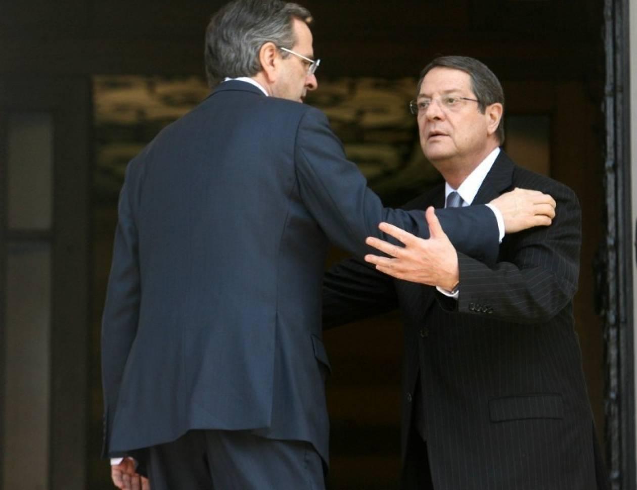 Κυπριακό: Το «Ναι» της Ελλάδας προσδοκά ο Αναστασιάδης