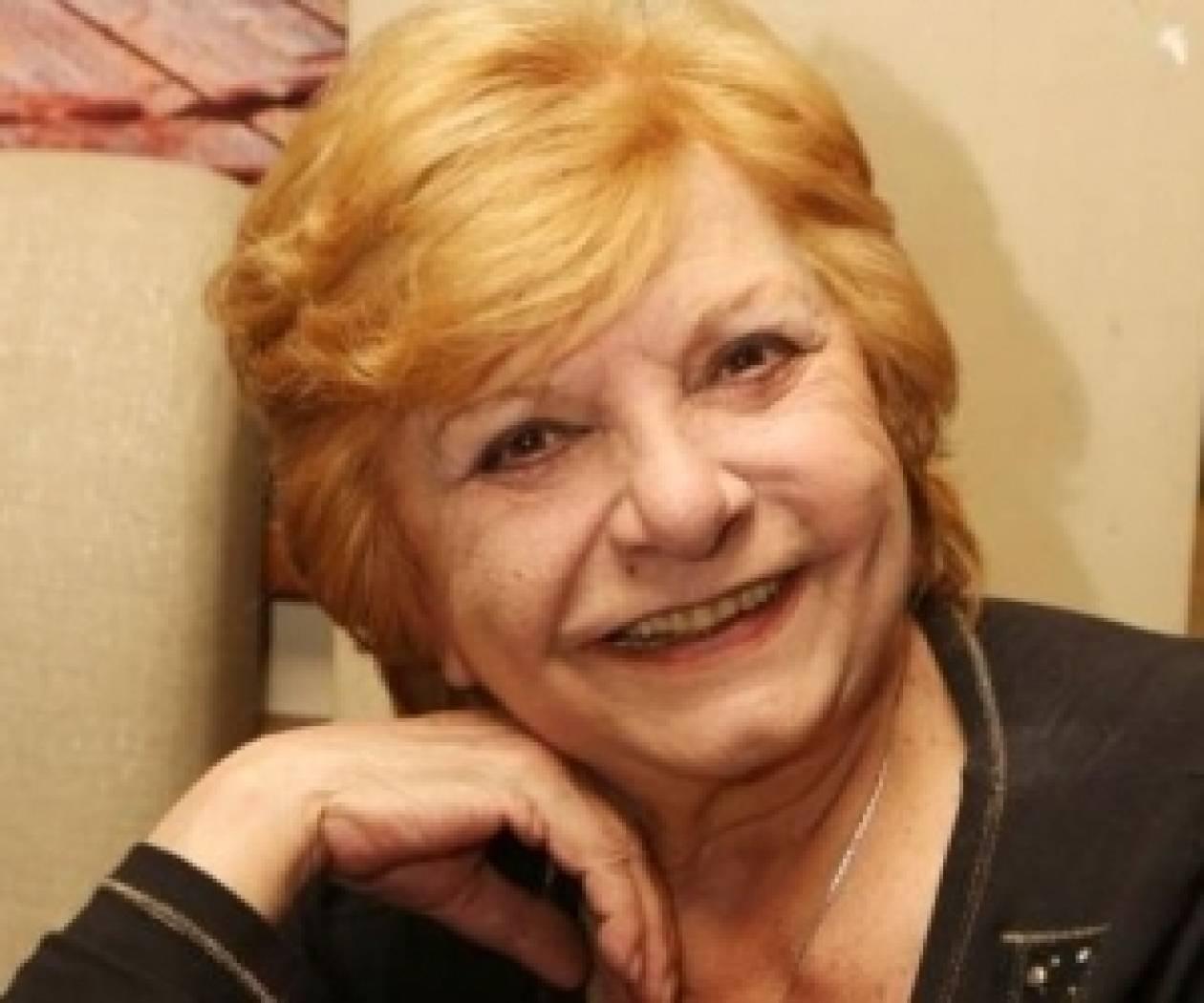 Σήμερα η κηδεία της Τζένης Βάνου