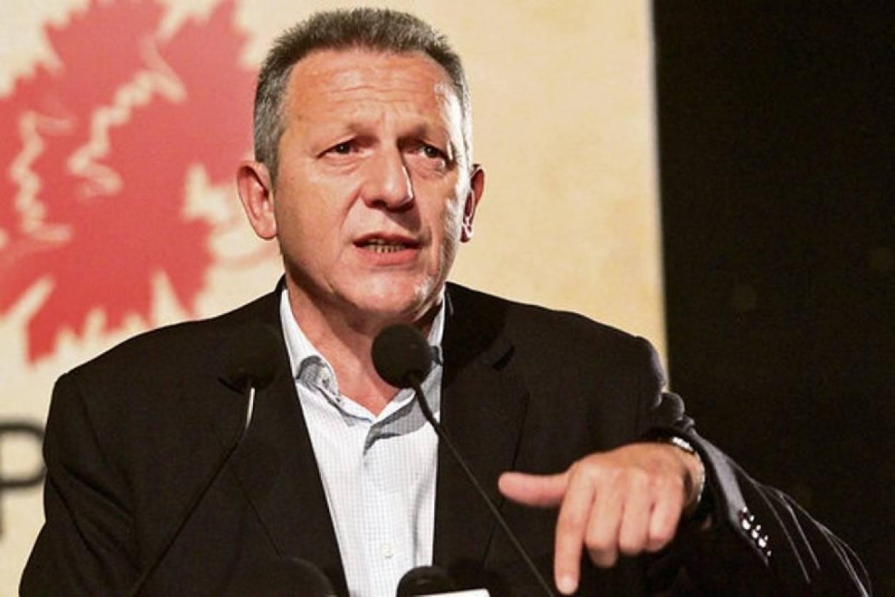 Παφίλης: Αν ο ΣΥΡΙΖΑ είναι αριστερό κόμμα, εγώ είμαι αστροναύτης!