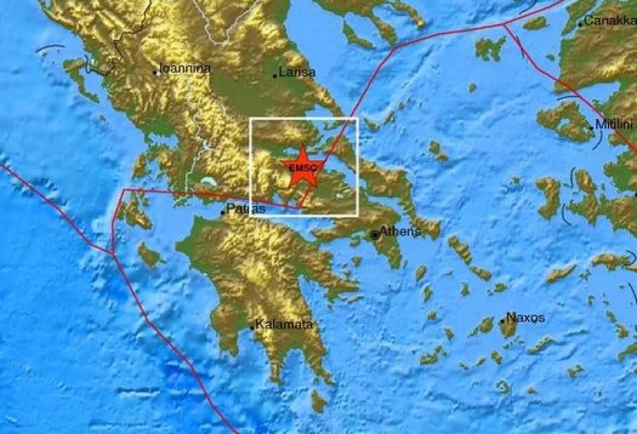 Σεισμός στην Ελάτεια