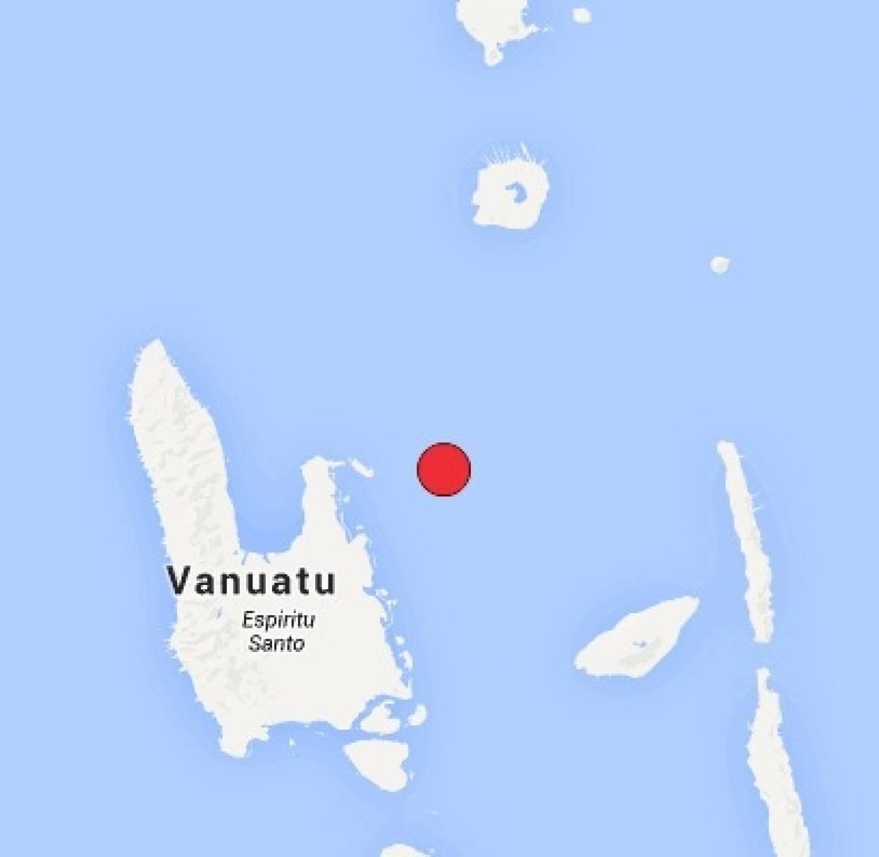 Σεισμός 6,7 Ρίχτερ στον Ειρηνικό