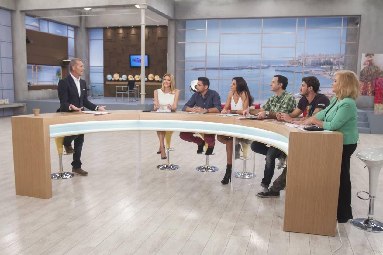 Μεγάλη η διαφορά τηλεθέασης ανάμεσα σε «Πρωϊνό ΑΝΤ1»-«Πρωϊνό MOU»