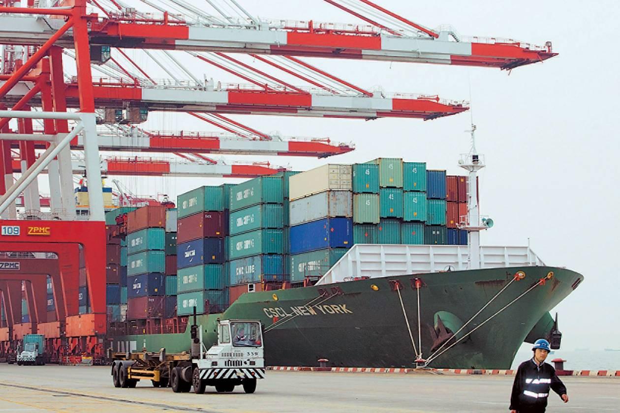 ΕΛΣΤΑΤ: Πτώση της αξίας των ελληνικών εξαγωγών τον Δεκέμβριο 2013