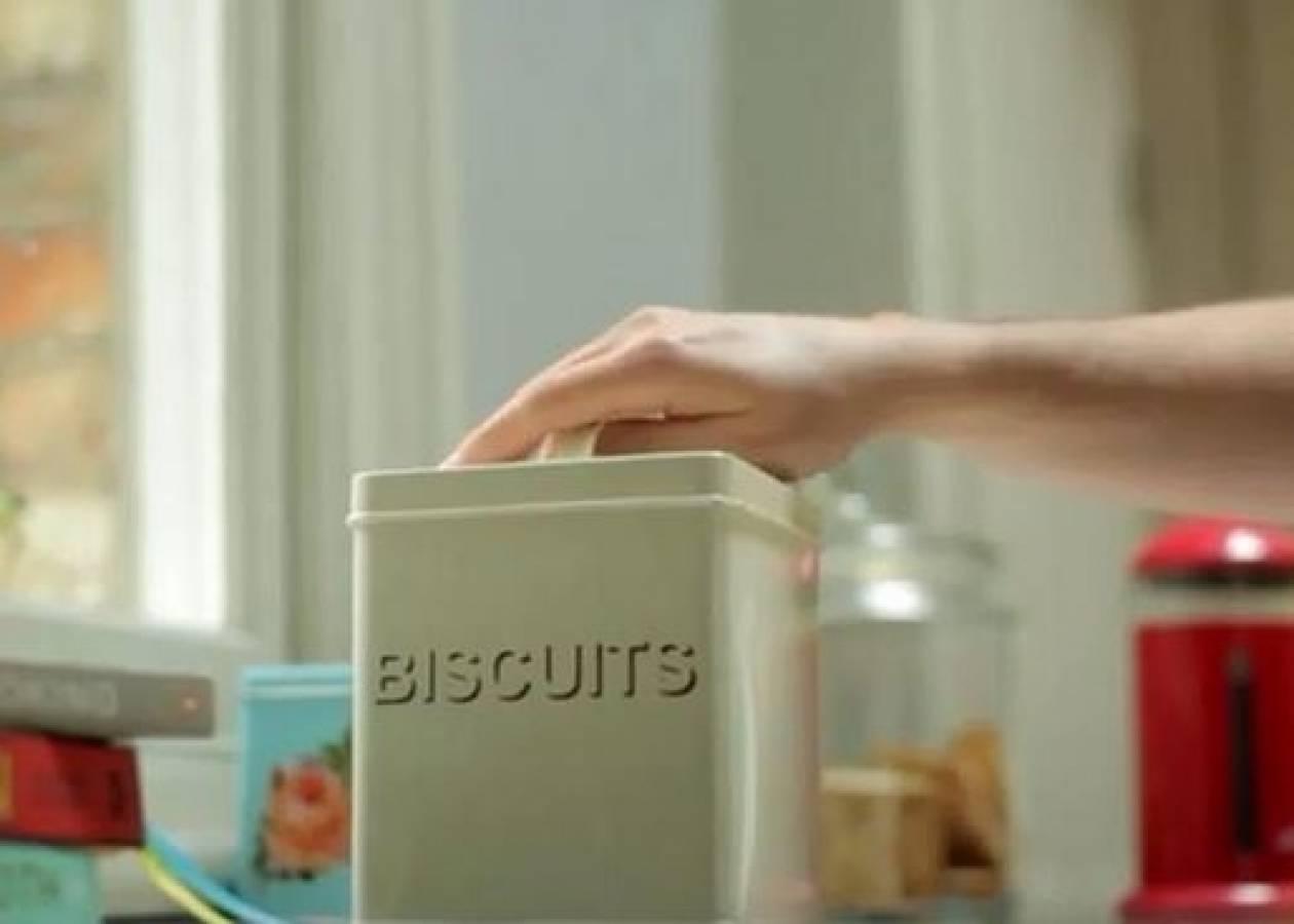 Δείτε το gadget που «φωνάζει» όταν πλησιάζουμε ένα παχυντικό σνακ