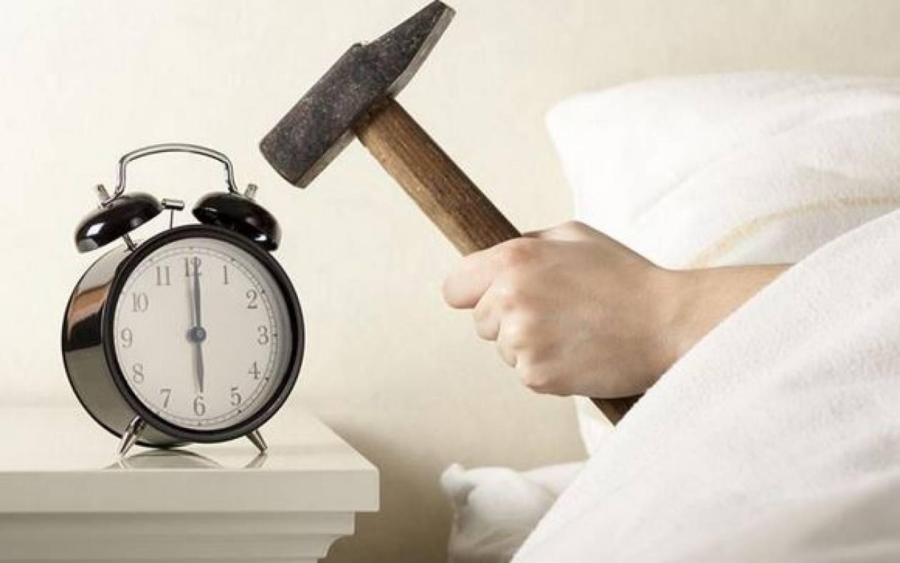 Οκτώ τρόποι να κάνετε το πρωινό ξύπνημα πιο ανώδυνο