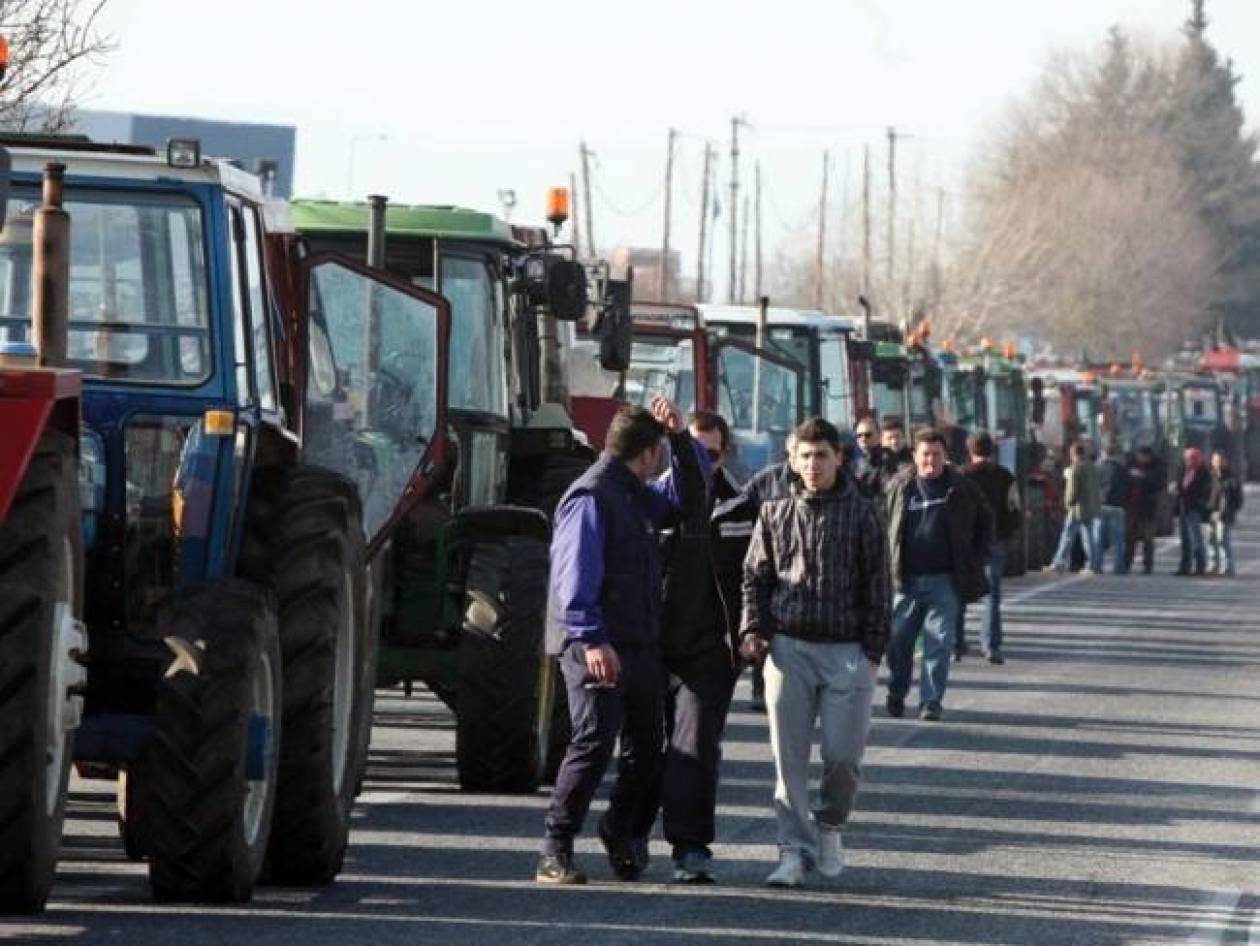 Αποχώρησαν οι αγρότες από την Εθνική Οδό Πατρών – Πύργου