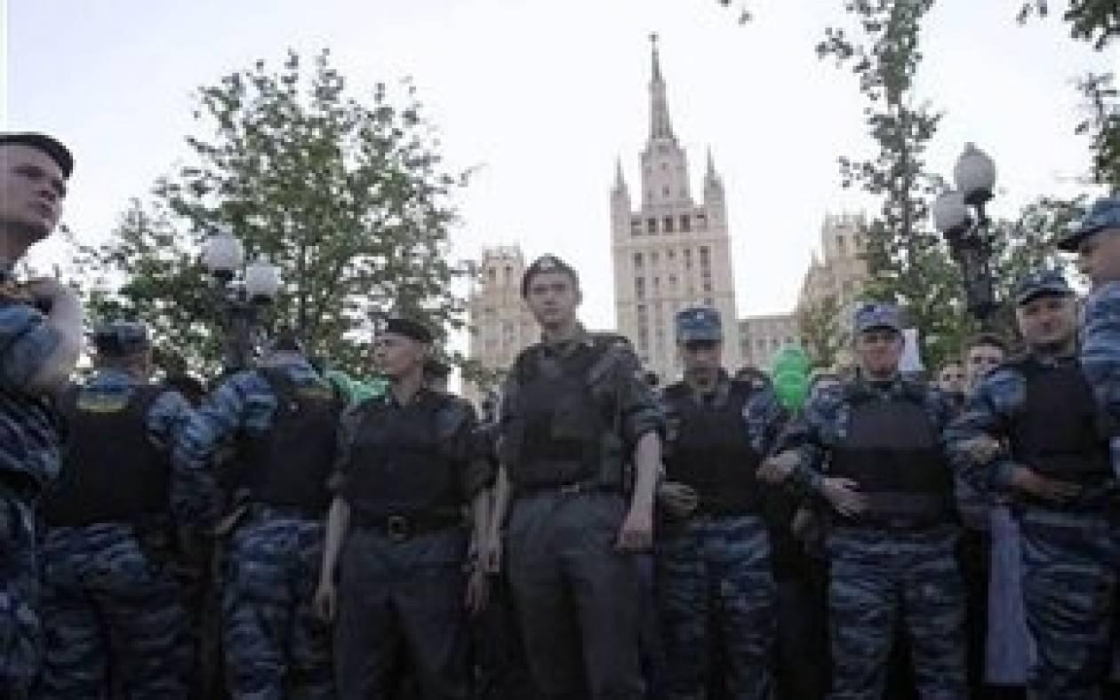 Συλλήψεις στη Μόσχα για το Σότσι