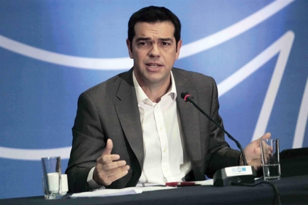 Τσίπρας: Το ελληνικό χρέος πρέπει να ελαφρυνθεί τουλάχιστον κατά 60%