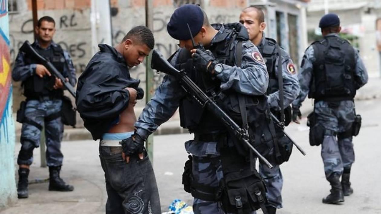 Βραζιλία: 100.000 άνδρες για την ασφάλεια του Μουντιάλ