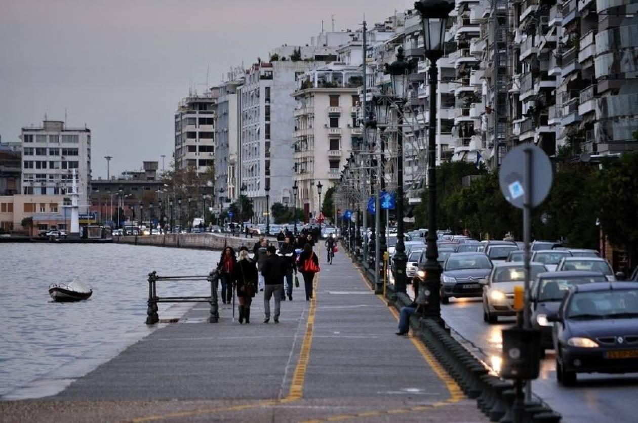 Θεσσαλονίκη: Πεζοδρομείται την Κυριακή η Λεωφόρος Νίκης