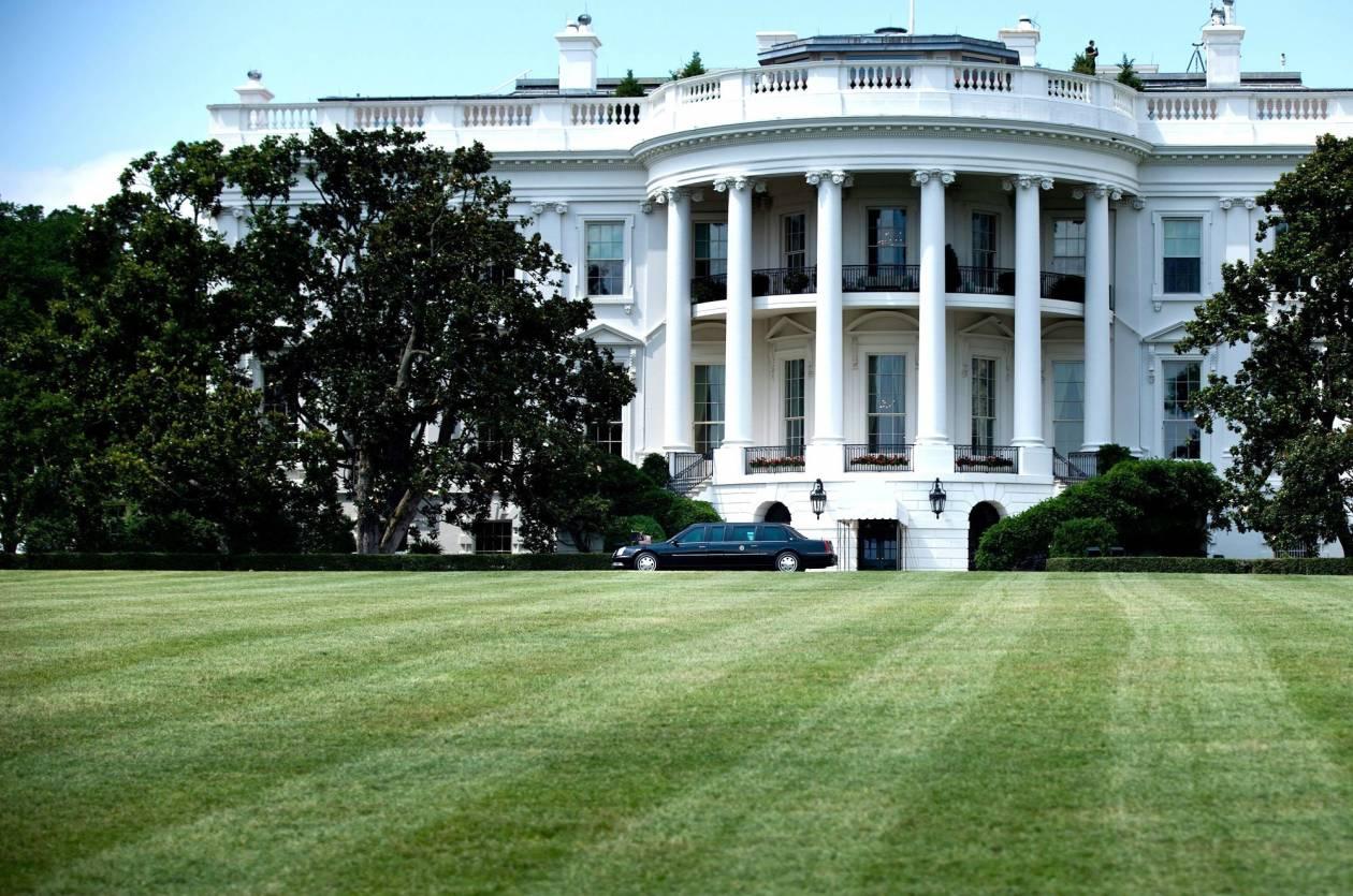 Ουάσιγκτον: Προσπάθησε να πηδήξει τον φράκτη του Λευκού Οίκου
