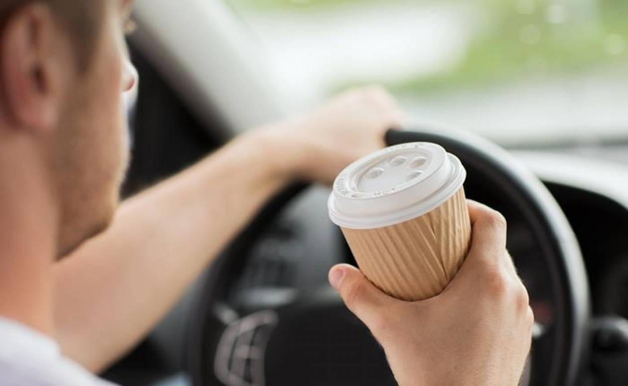 Έρευνα: Πώς ένας απλός καφές μειώνει τον κίνδυνο τροχαίου