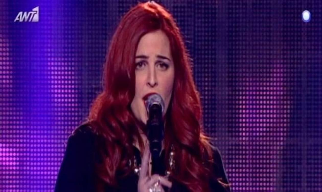 Η κόρη της Αργυράκη στο The Voice και η μαμά Μπέσσυ στο...κλάμα!