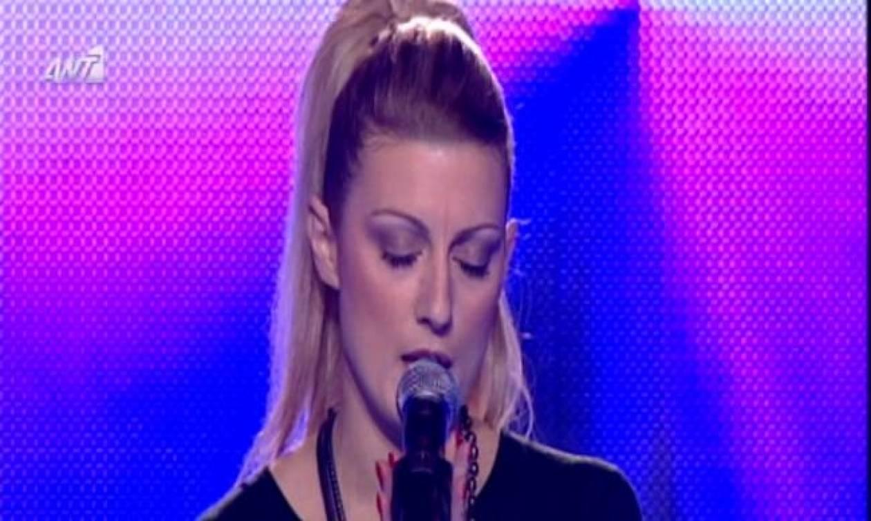 The Voice: H πρώτη τραγουδίστρια των Stavento στο show. Πέρασε;