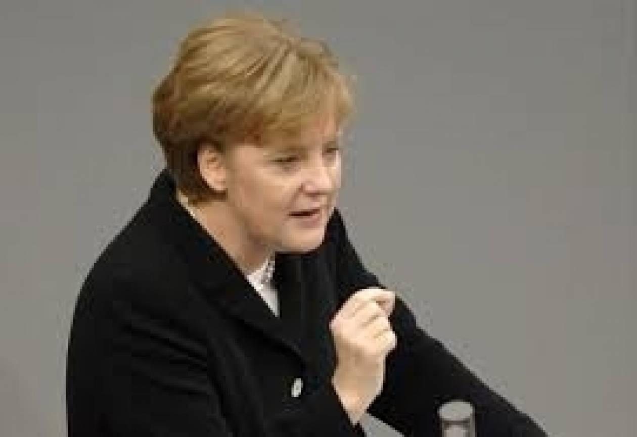 Έξαλλη η Μέρκελ με το «Fuck the EU»