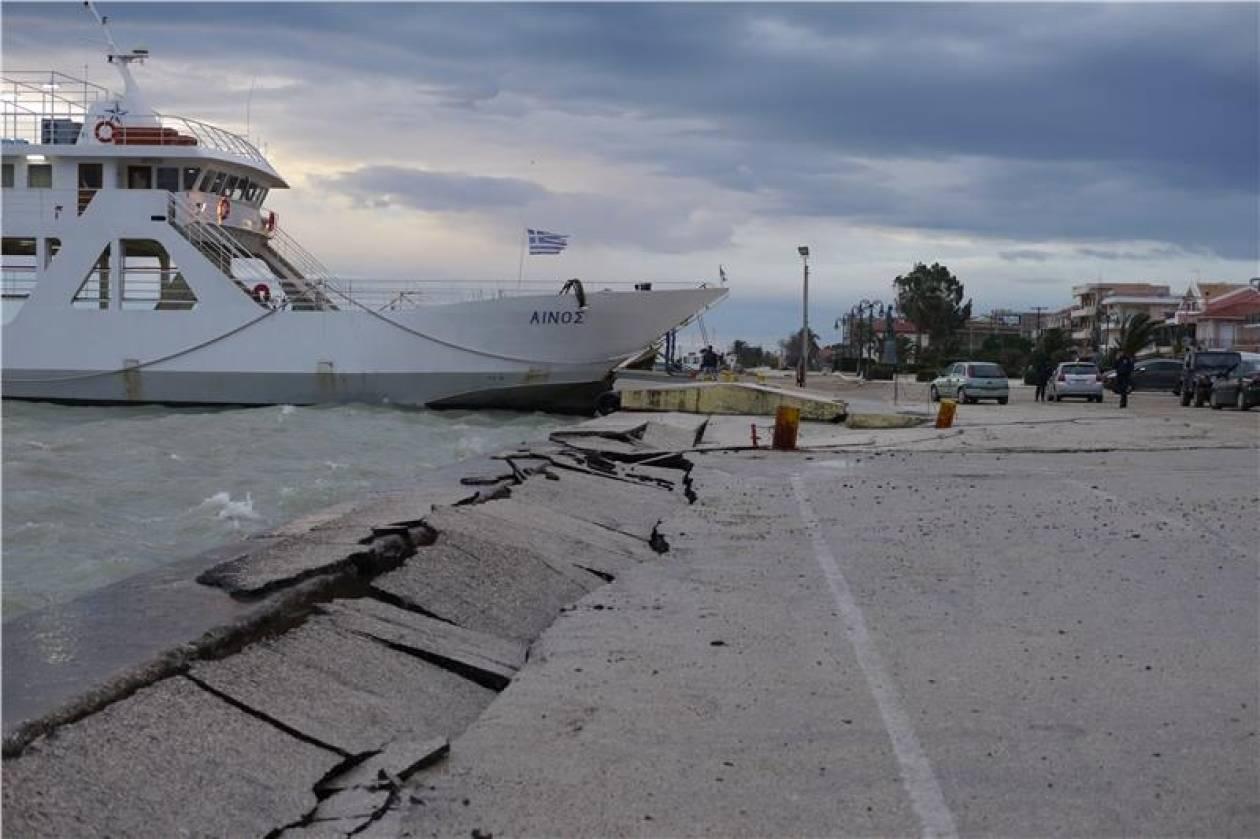 Κεφαλονιά: Φτάνει κρουαζιερόπλοιο για να φιλοξενήσει σεισμόπληκτους
