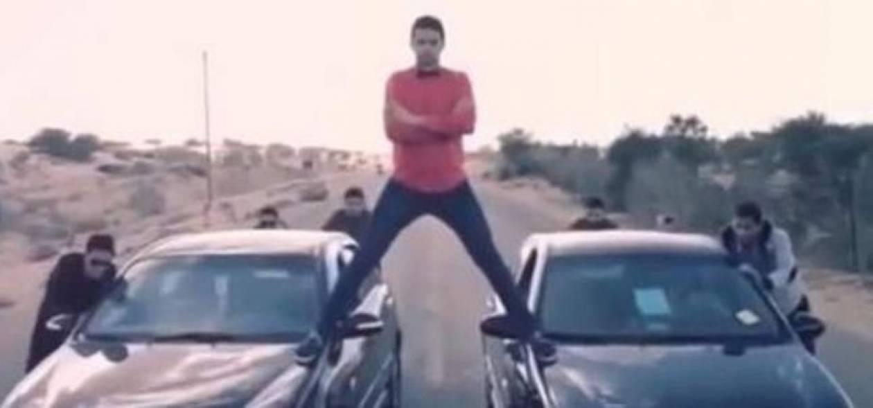Ο Van Damme από τη Γάζα (βίντεο)