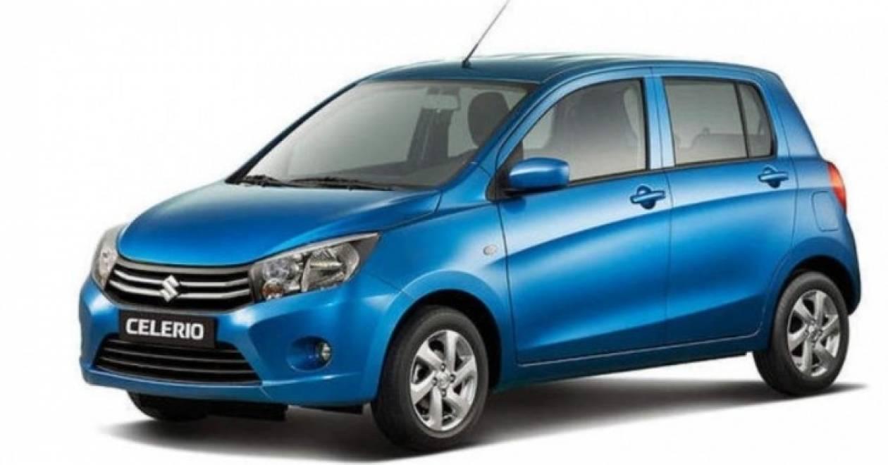 Suzuki Celerio: Το νέο Alto