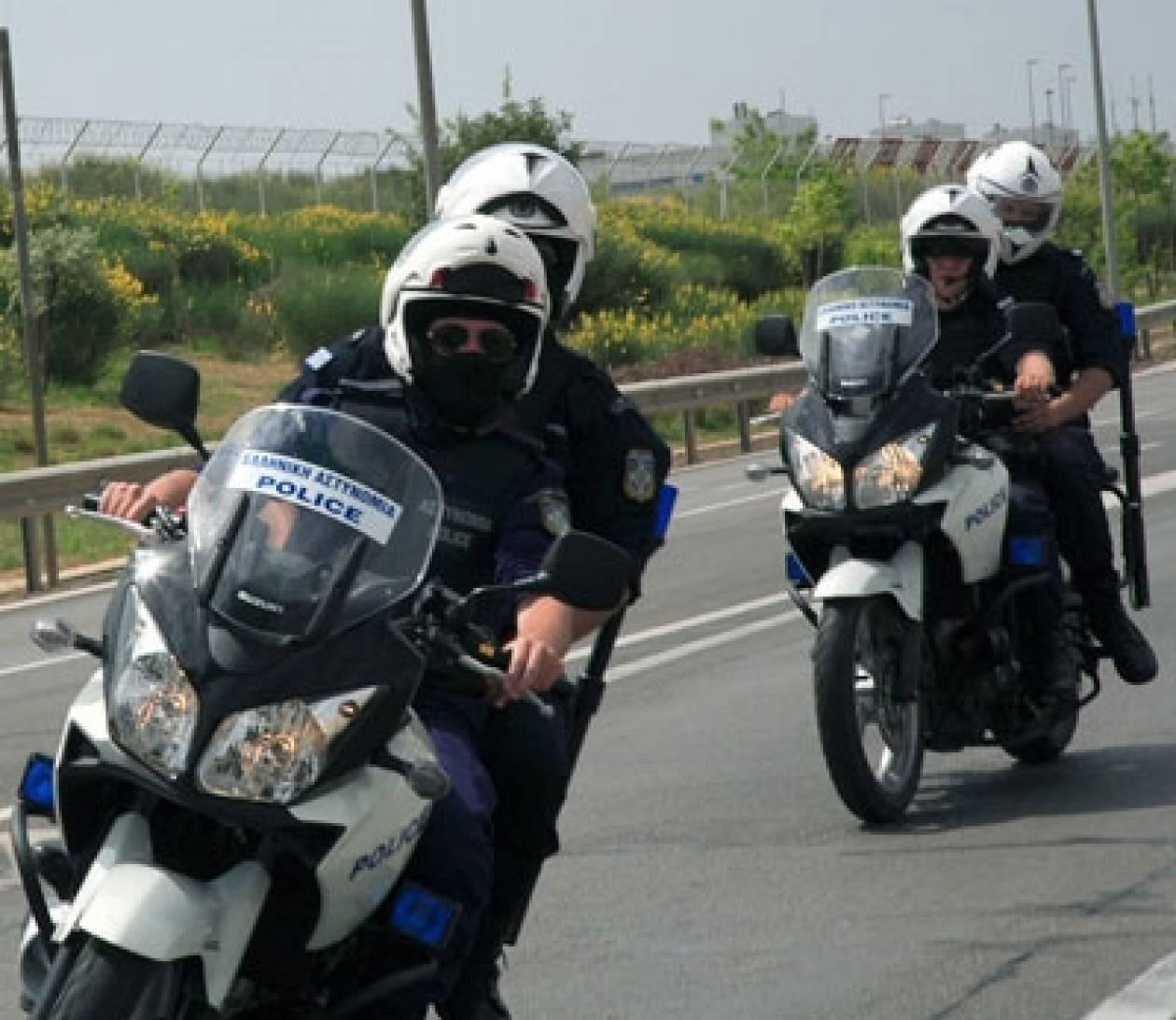 Αστυνομική επιχείρηση σε ΑΠΘ και Καλαμαριά