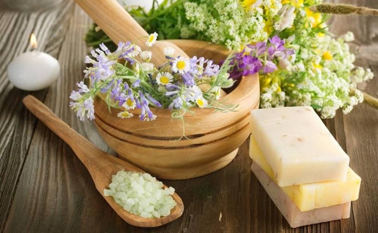 Φυσικά προϊόντα ομορφιάς από το χειμωνιάτικο κήπο σας