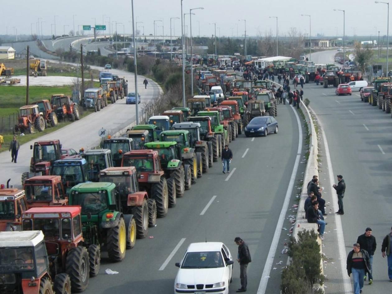 Στα άκρα η κόντρα κυβέρνησης - αγροτών