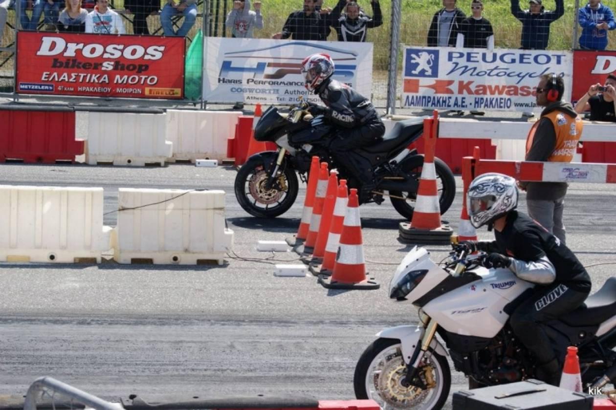 Αιματοκύλισμα στο Ελληνικό: Ένα παλληκάρι σκοτώθηκε σε αγώνα Dragster!